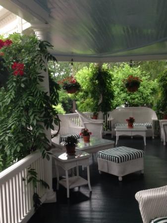 Thomas Henkelmann: the lovely veranda