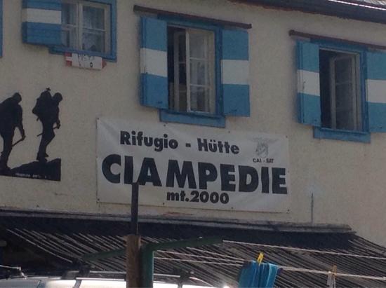 Rifugio Ciampedie: photo0.jpg