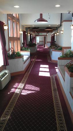 Horseshu Hotel and Casino: Horseshu Hallway