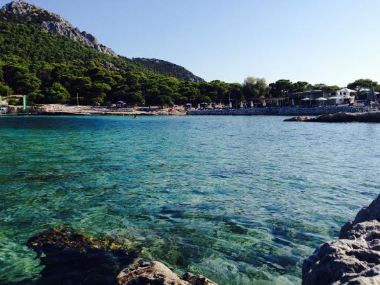 Aegina, Grecia: crystal clear waters