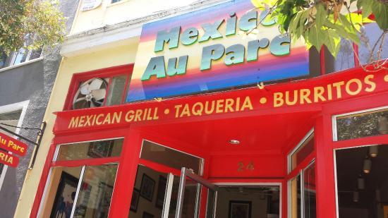 Mexico Au Parc