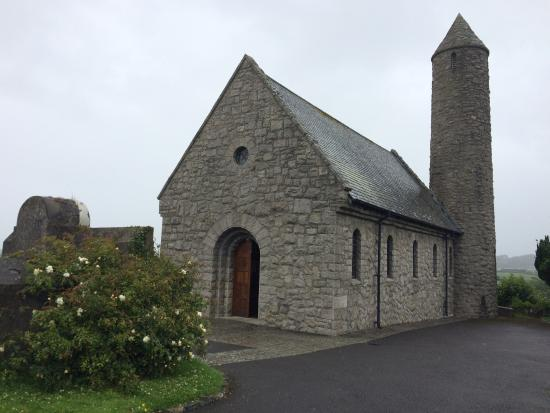Downpatrick, UK: Saul Church