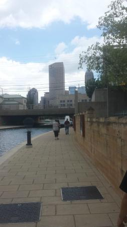 Active Indy Tours: Central Canal