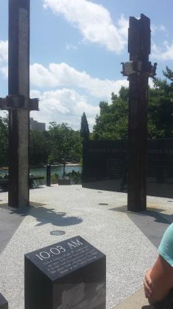 Active Indy Tours: 9/11 Memorial