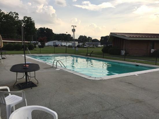 Washington Burgess Inn: Pool