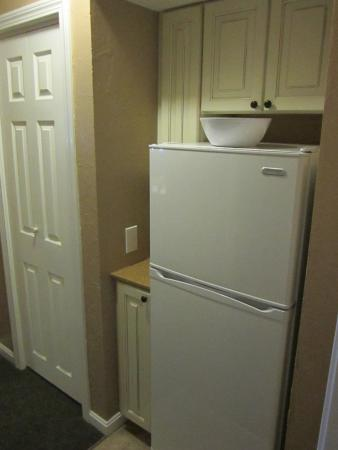 Pier 7 Condominiums: View of refrigerator