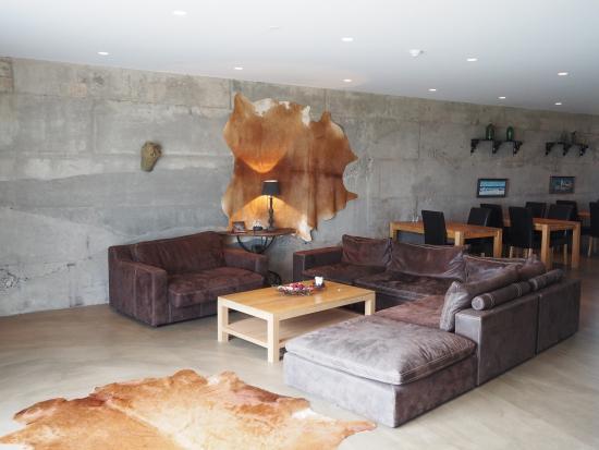 Vogur Country Lodge: Im Hauptgebäude