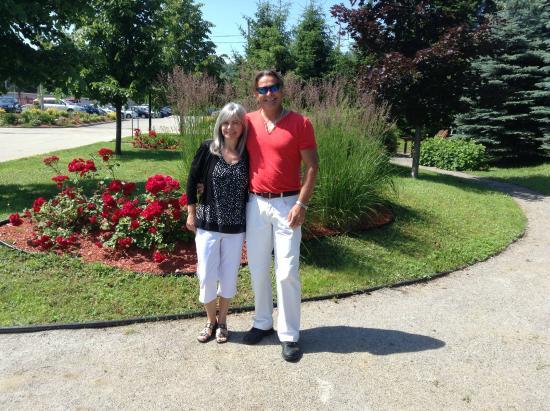 Hotel Baie Saint Paul : Ma famille en vacances!