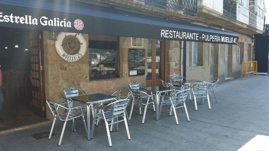 Restaurante Muelle 43