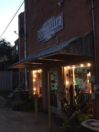 Rathskeller Coffee Haus & Pub