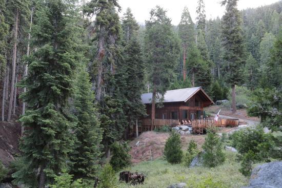 Silver City Mountain Resort: Один из больших домиков.