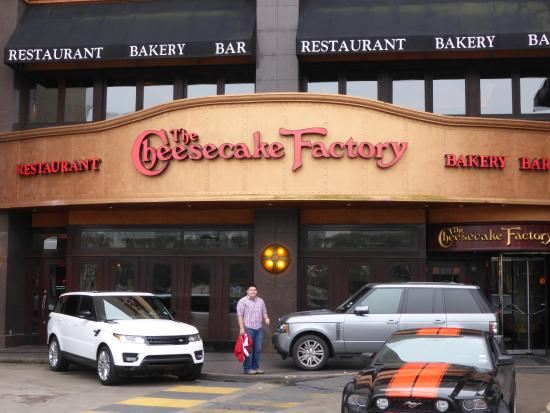 Get The Cheesecake Factory delivery in Houston, TX! Place your order online through DoorDash and get your favorite meals from The Cheesecake Factory delivered to you in under an hour. It's that simple!/5(K).