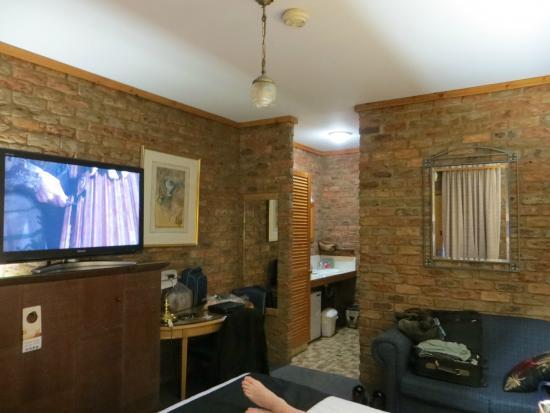 Comfort Inn Settlement - view across room