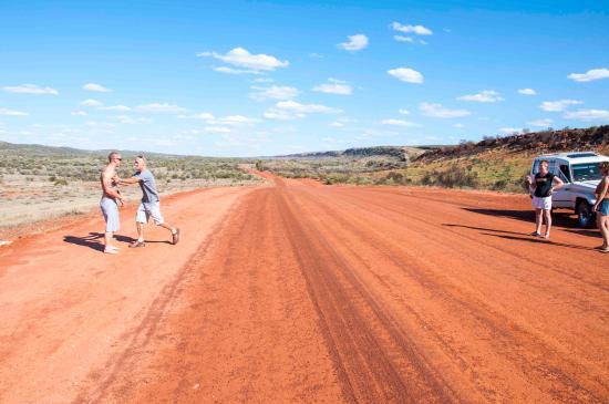 Mereenie Loop Road