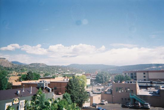 Wyndham Durango: view from the 4th floor