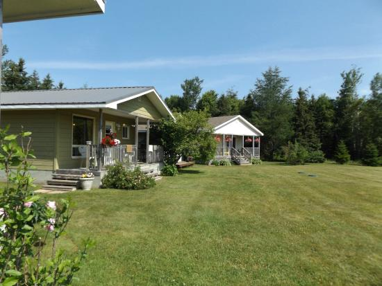 Fiddlers Green Country Cottages: 2 out of the 4 cottages
