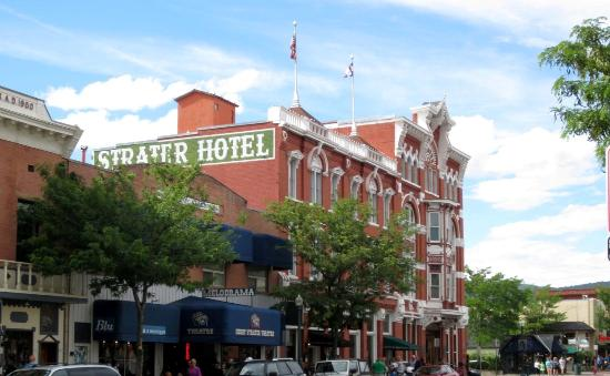 Strater Hotel Downtown Durango