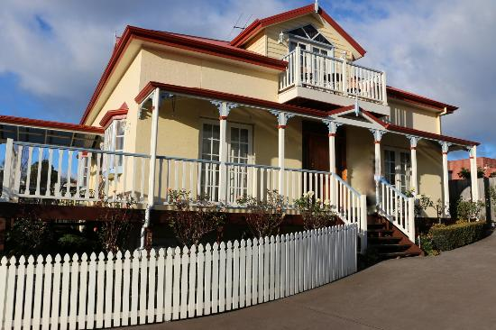 Quayside Cottages : Beautiful Bayview Cottage! Our home while in Hobart!