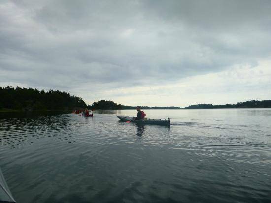 Stockholm Adventures: Out on the water