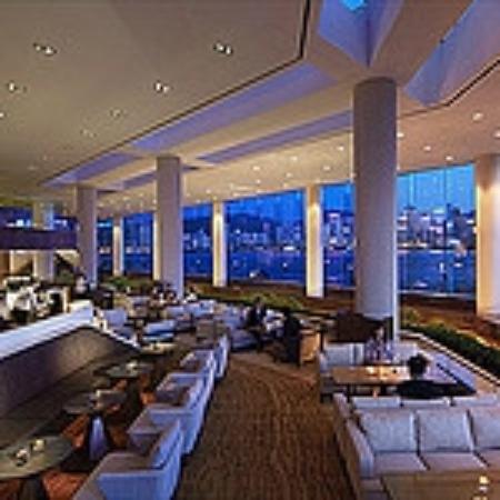 Lobby Lounge (InterContinental Hong Kong): InterContinental Hong Kong Lobby Lounge