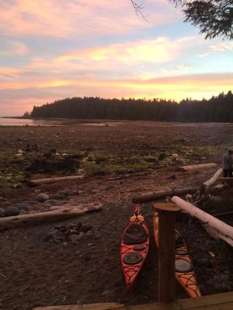 Mussel Beach Campground: The real west coast!