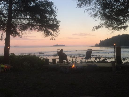 West Coast Vancouver Island Lodging