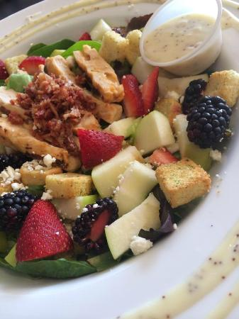 Elements Bakery & Cafe: My Salad