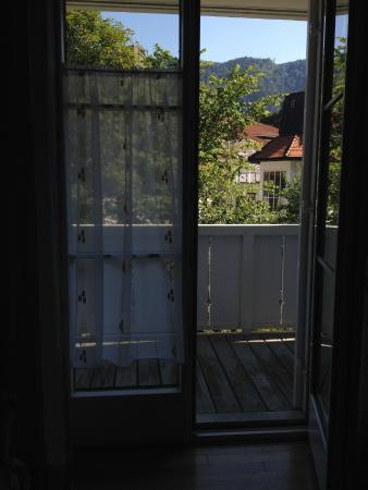 Gaestehaus Sankt Ulrich: Nice balcony