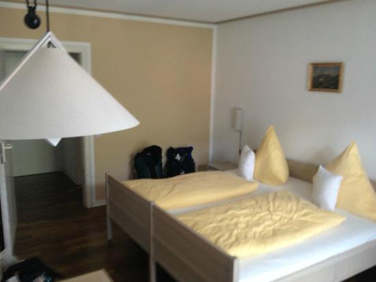 Gaestehaus Sankt Ulrich: Basic room