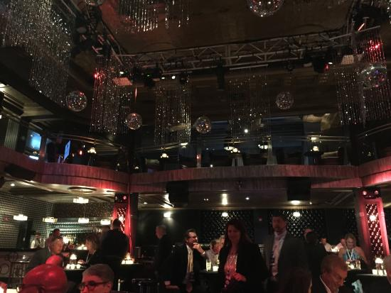 Inside the Edison Ballroom