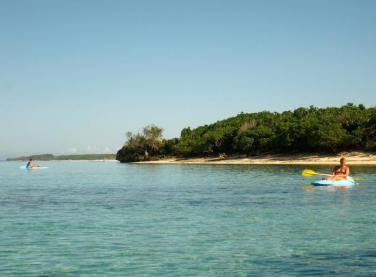 Namuka Bay Lagoon Resort: Namuka Bay jus perfect