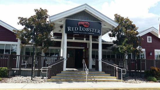 Red Lobster : front lobby