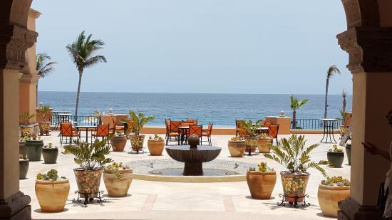 Sheraton Grand Los Cabos Hacienda del Mar: Main courtyard