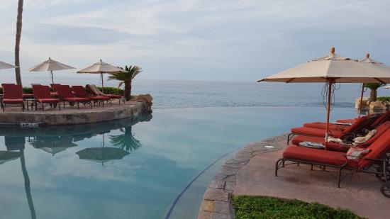 Sheraton Grand Los Cabos Hacienda del Mar: Infinity Pool