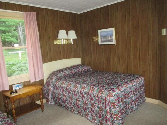 Hutchins Mountain View Cottages : Comfy Beds