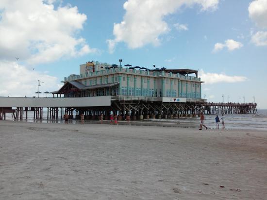 Super Inn Daytona Beach: And THIS isn't too far! just a few blocks and turn!