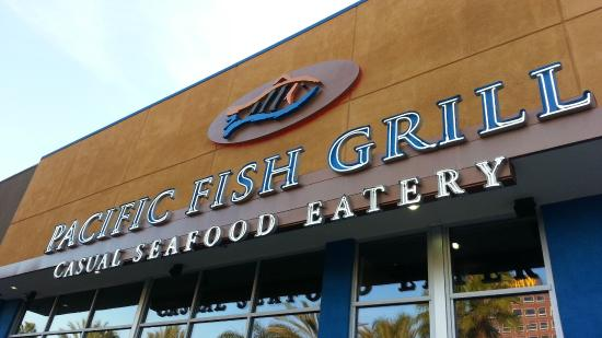 Pacific Fish Grill - West Covina