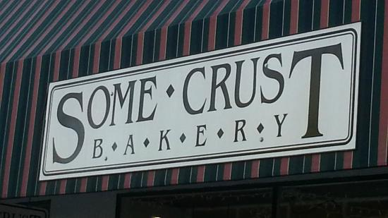 Some Crust Bakery: some crust