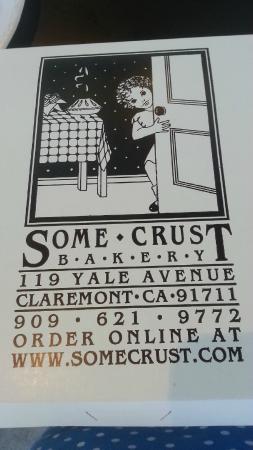 Some Crust Bakery : address