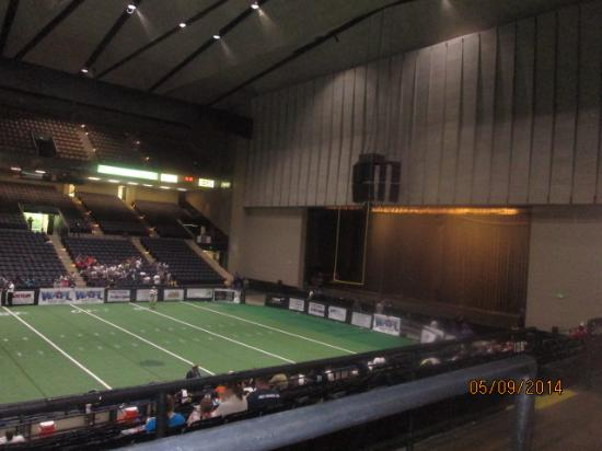 Seating Bowl Picture Of Royal Farms Arena Baltimore Tripadvisor