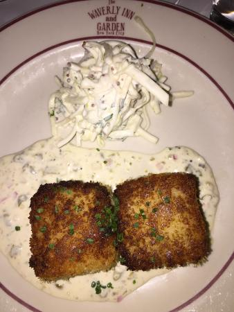 The Waverly Inn and Garden : Crab Cakes