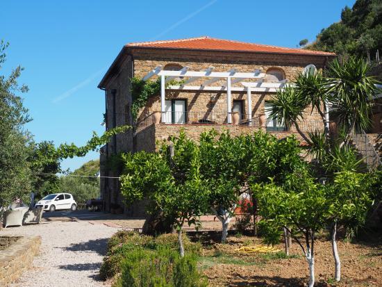 Casale Santa Rosalia: Heerlijk plekje