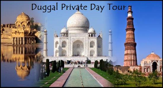 Duggal Private Day Tours