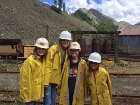 Old Hundred Gold Mine Tour: Fire in the hole