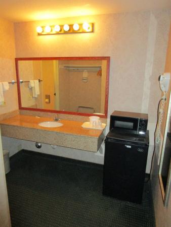 Motel 6 Oakdale: chambre vue 2