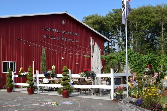 Westport, WA: Cranberry Road Winery