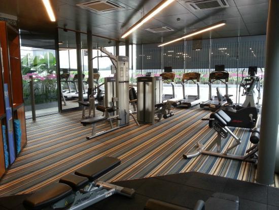 Gym picture of aloft kuala lumpur sentral