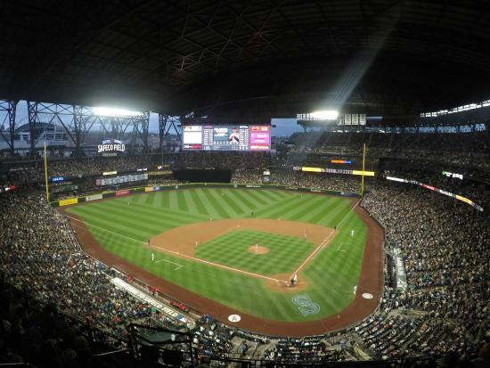 Roof Closed Picture Of Safeco Field Seattle Tripadvisor