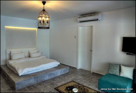 Janna Sur Mer: Luxurious Bungalows