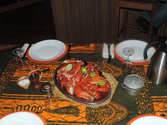 La Casa Flops : 1er plateau fruits de mer de Chloé